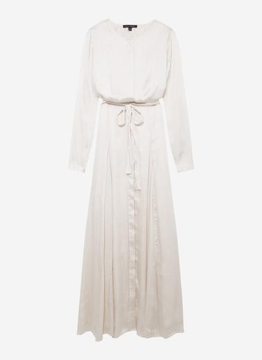 Banana Republic Elbise Beyaz